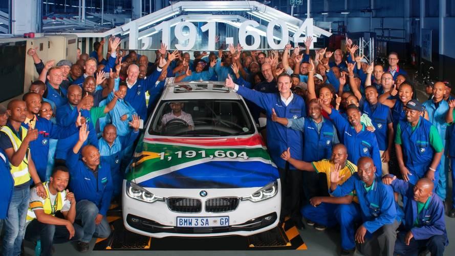BMW Güney Afrika, 35 yılın ardından BMW 3 Serisi'nin üretimini sonlandırdı
