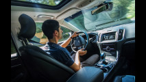 Ford Edge, la prova delle doti stradali 011