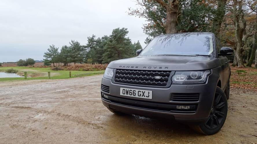 Range Rover TDV6 Autobiography: Living with it