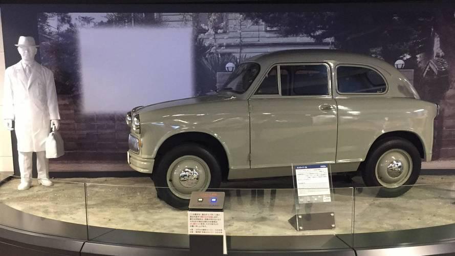 1954 Suzuki Suzulight