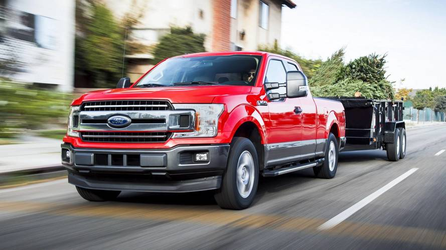 Ford releases fuel economy figures for new F-150 diesel