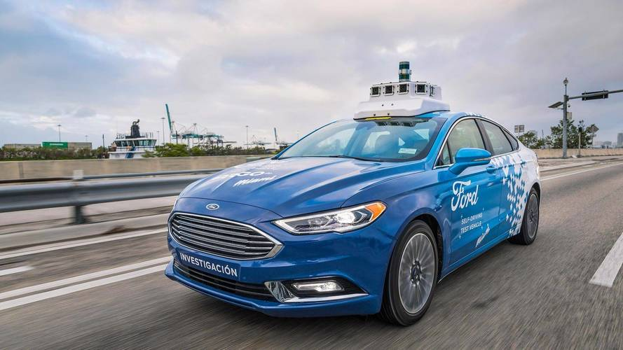 Ford Picks Miami For A Major Autonomous Car Test