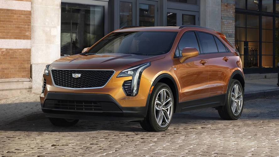 Cadillac Xt4 2019 >> 2019 Cadillac XT4 Is A Smaller, More Affordable Luxury SUV