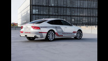 Audi A7 Jack Piloted Driving