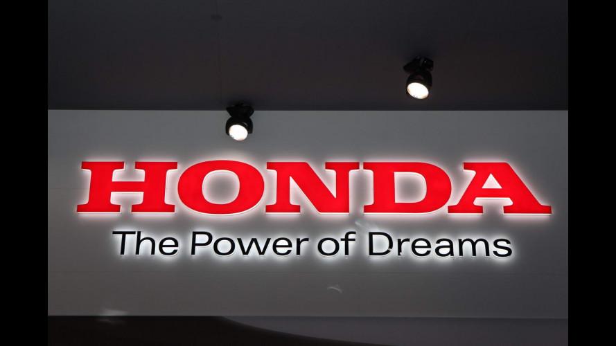 Honda al Salone di Ginevra 2014