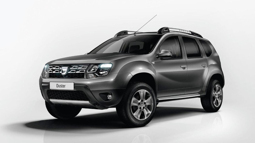 2014 Dacia Duster facelift presented at Frankfurt Motor Show
