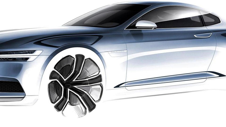 Volvo Concept Coupe officially unveiled