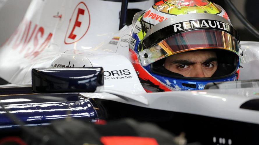 Maldonado accuses Williams of sabotaging car