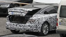 Audi A7 facelift spy photo 12.12.2013