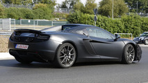 2014 McLaren 12C Spider spy photo 23.07.2013