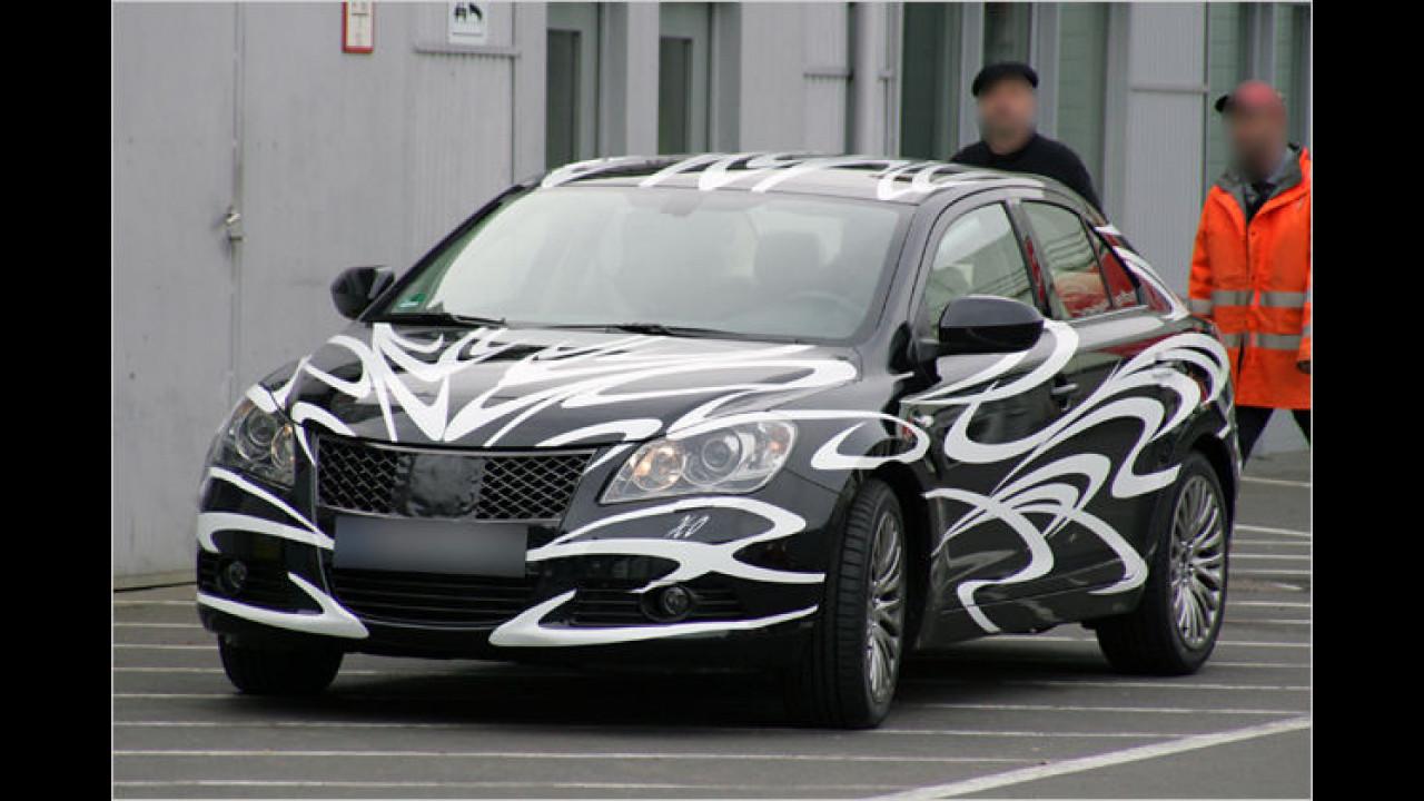 Erwischt: Suzuki Kizashi