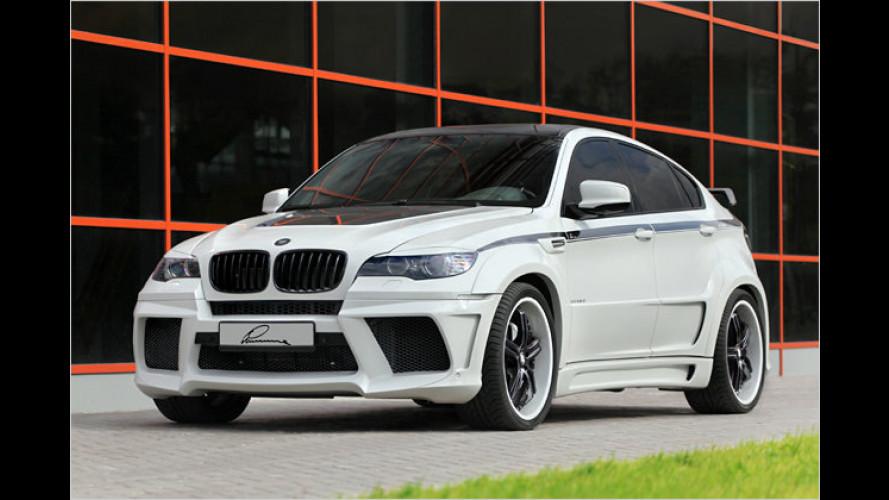 Dominantes SUV: Lumma veredelt den BMW X6