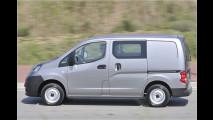 Nissan NV200: Preise fix