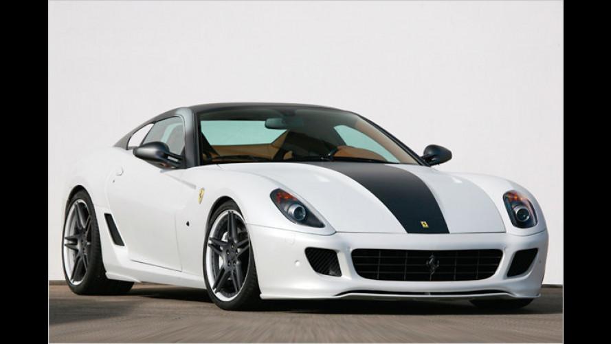 Novitec Rosso powert Ferrari 599 GTB auf satte 848 PS
