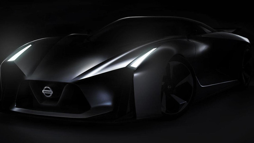 Nissan explains the design of the Concept 2020 Vision Gran Turismo [video]