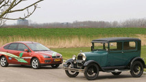 Ford Focus Flexi-fuel and classic A-Ford