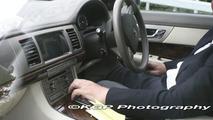 Jaguar XF Interior Uncovered
