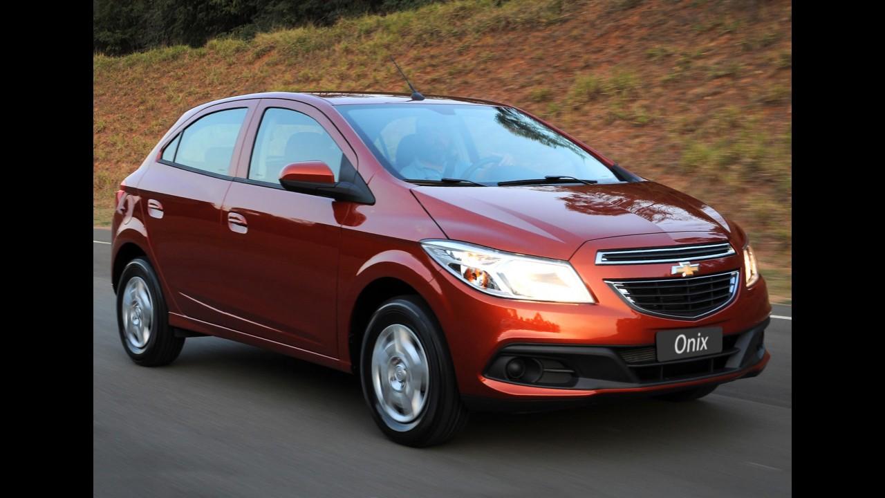 Chevrolet faz último feirão de fábrica do ano - veja os preços promocionais