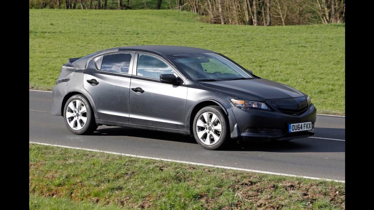 Este é o novo Civic hatch que vai encarar Golf e Focus