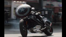 Harley-Davidson elétrica aparece em trailer de