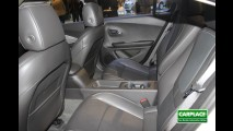 Salão de Buenos Aires: Fotos do Chevrolet Volt