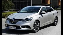 Nova geração do Renault Fluence tem estreia confirmada para 2016
