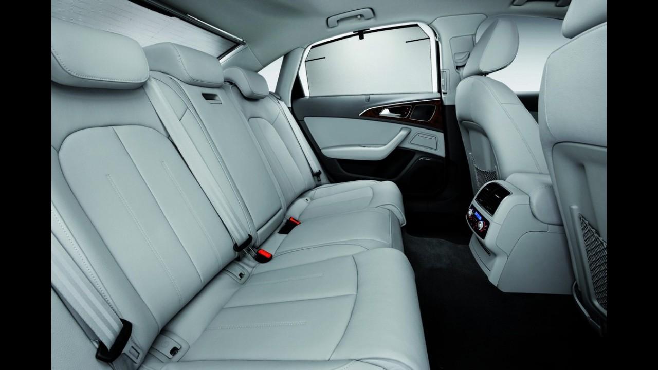 Salão de Pequim: Audi apresenta ecológico A6 L e-tron