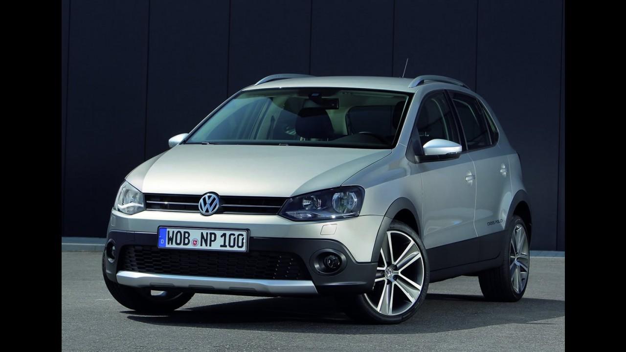 Volkswagen comemora produção de 11 milhões de unidades do Polo na Espanha