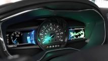 Novo Ford Fusion Hybrid 2014 estreia por R$ 124.990