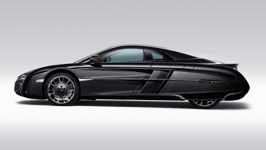 McLaren considering four-seater supercar to compete with Panamera & GTC4Lusso