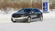 2013 Mercedes-Benz A-Class spy photo 23.02.2012