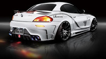 BMW Z4 White Wolf by Rowen 18.6.2012