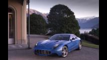 Touring Berlinetta Lusso, la Ferrari fuoriserie