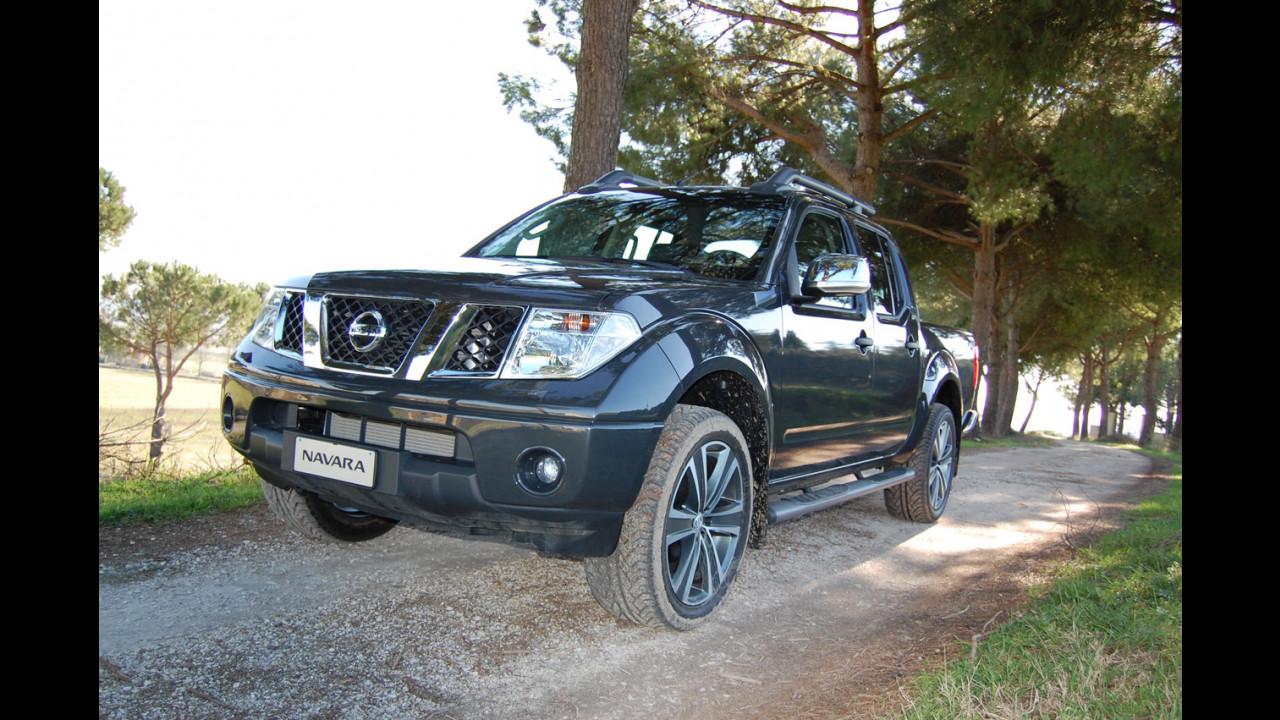 Nissan Navara Tecnosport
