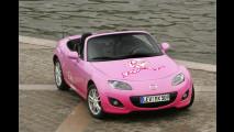 Mazda MX-5 partecipa al Rally delle Principesse