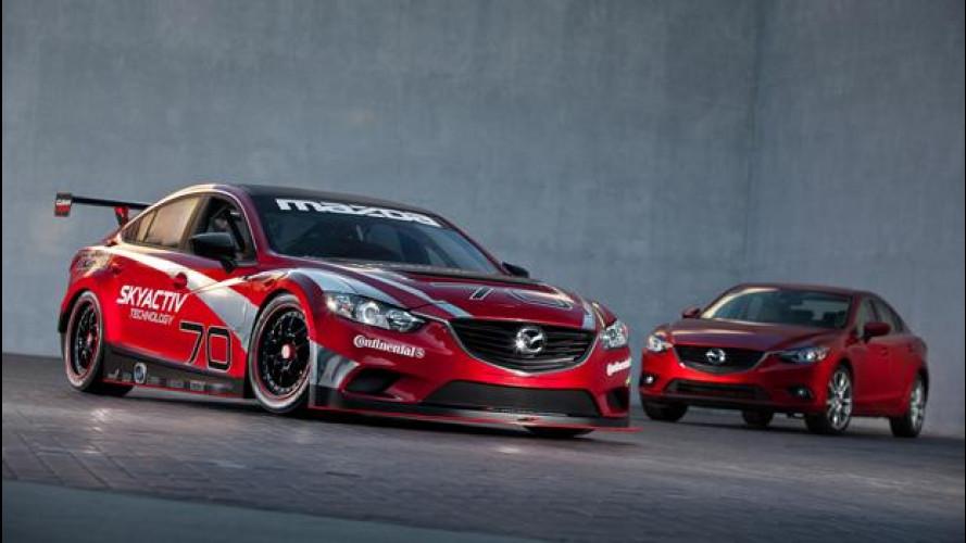 La Mazda6 SKYACTIV-D vince a Indianapolis