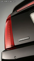 Cadillac STS Platinum
