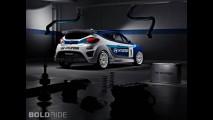 Hyundai Veloster Race Concept