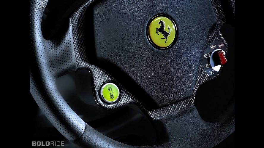 Ferrari 599 GTB Fiorano China Limited Edition