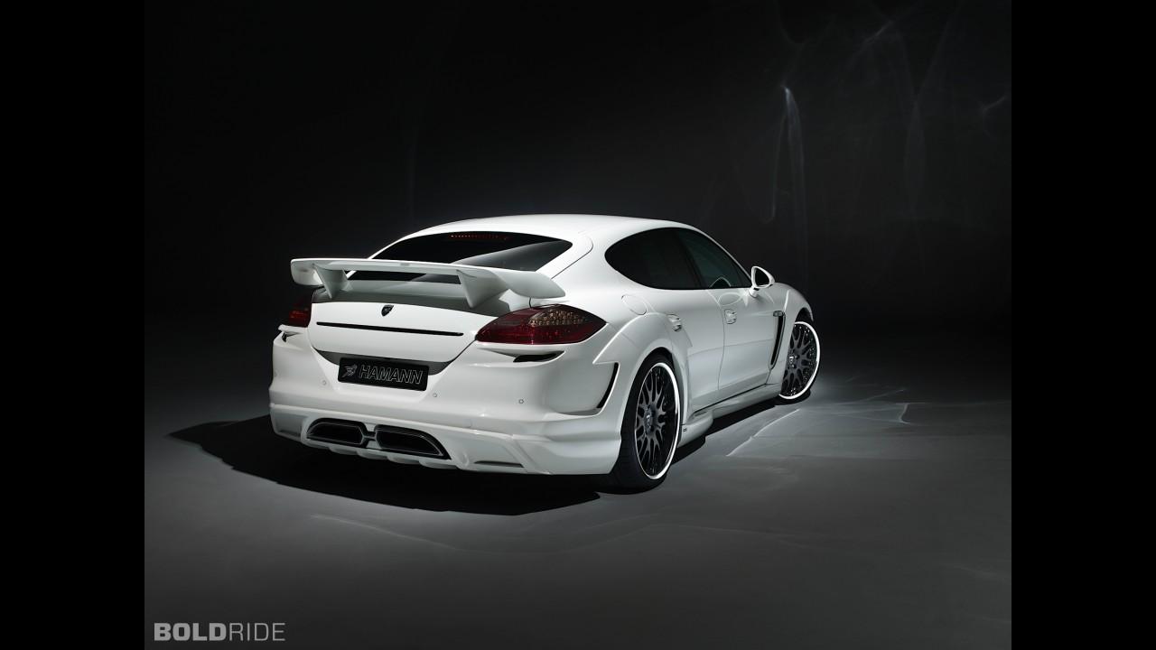 Hamann Cyrano Porsche Panamera LST Turbo