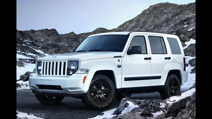 Jeep Liberty Arctic