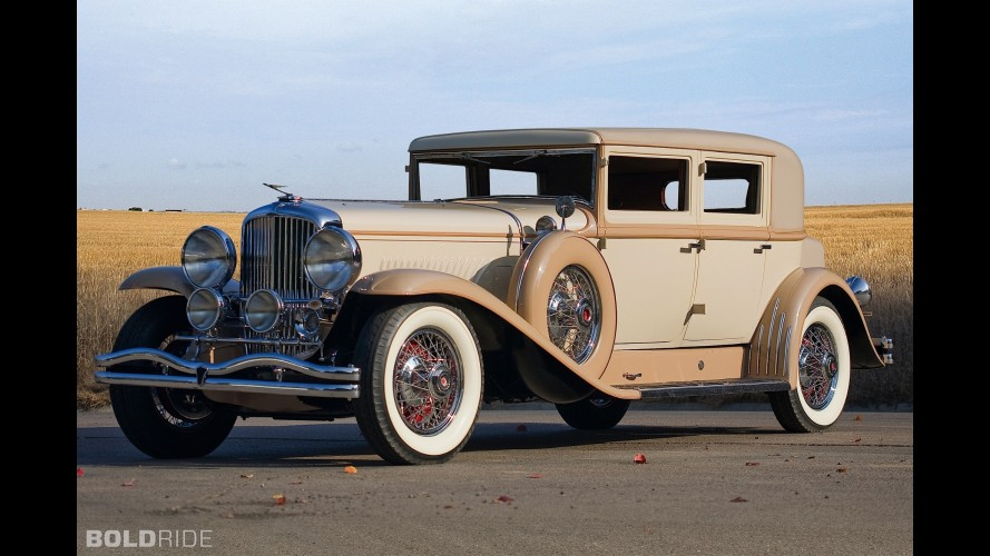 Duesenberg Model J Arlington Sedan