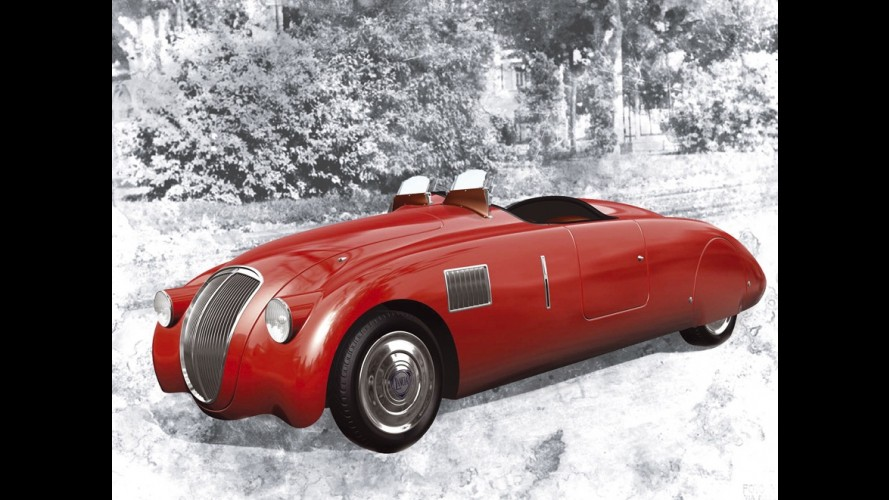 Zagato Lancia Aprilia Sport