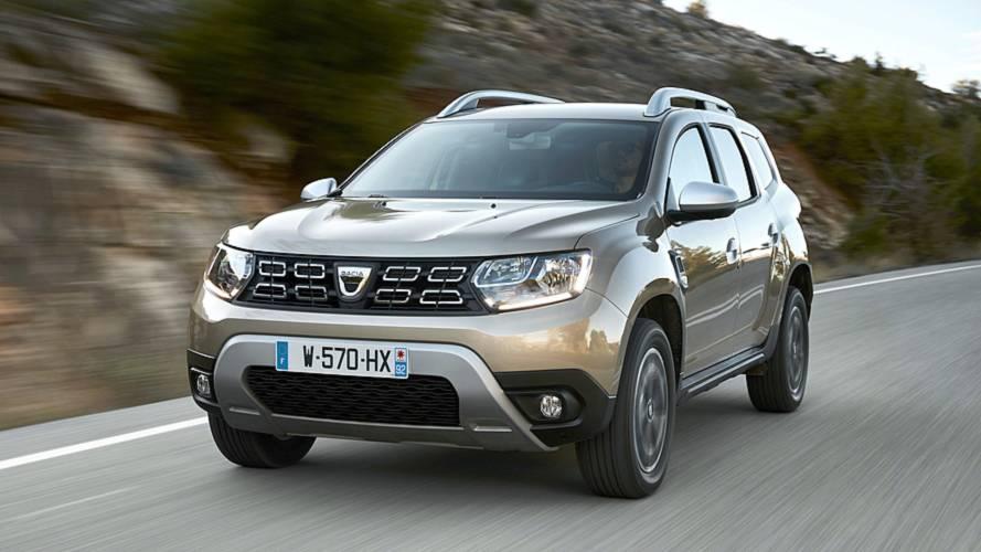 Neue Diesel im Dacia Duster