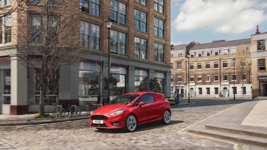 Ford Fiesta Sport Van