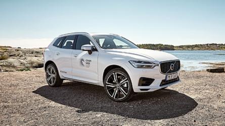 Újrahasznosított műanyag kerül a jövő Volvo modelljeibe