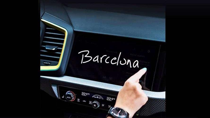 2019 Audi A1 teasers