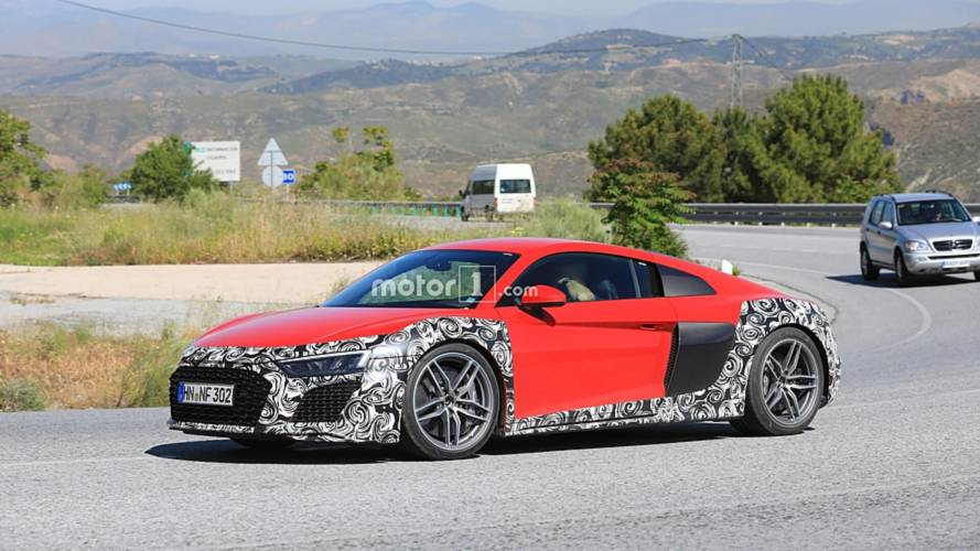Surprise! Audi R8 V6 Rumor Is Back
