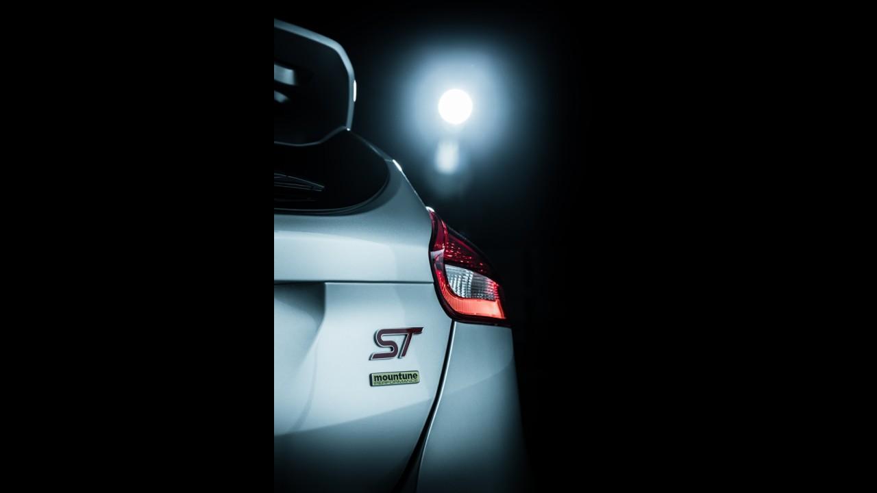 Com kit original de fábrica, Focus ST vai a 275 cv de potência