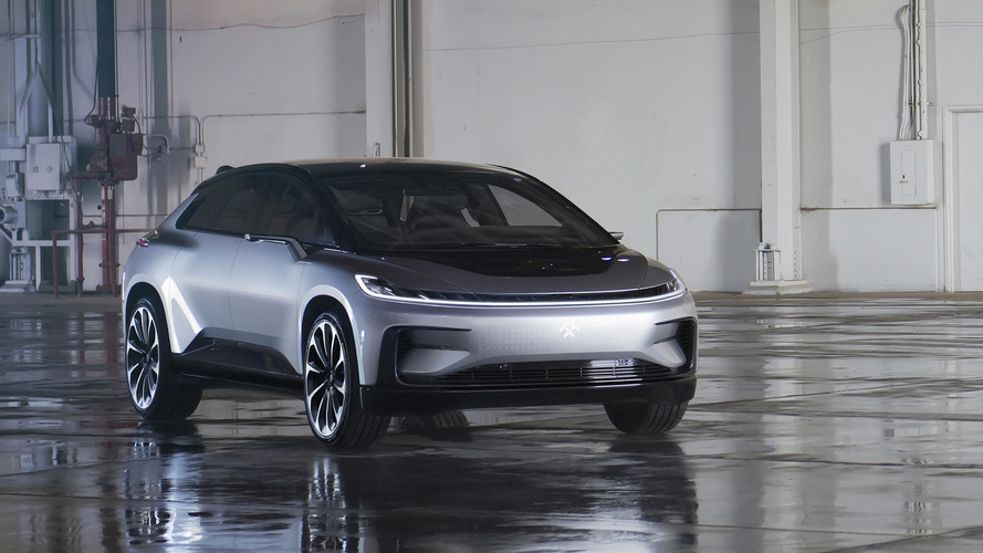 Faraday Future apparently didn't pay for its $1.8M VR video